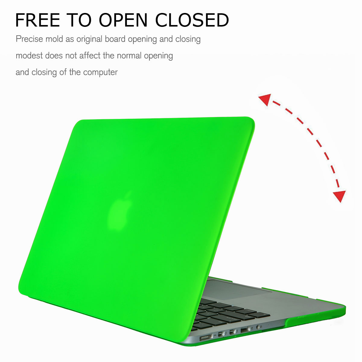 Matte-Rubberized-Hard-Case-Cover-Shell-For-Macbook-Pro-Retina-12-039-039-13-039-039-15-Inch thumbnail 20