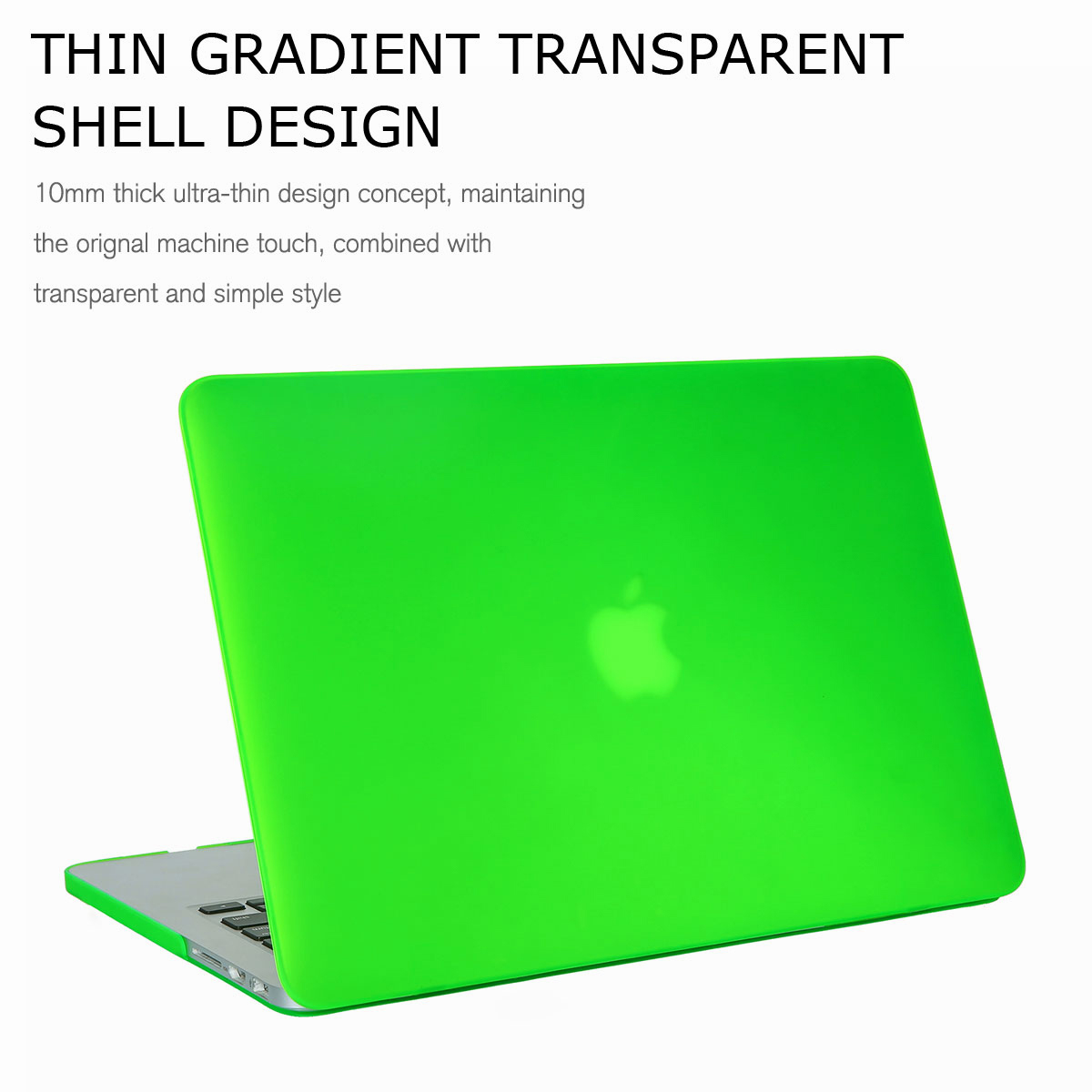 Matte-Rubberized-Hard-Case-Cover-Shell-For-Macbook-Pro-Retina-12-039-039-13-039-039-15-Inch thumbnail 21