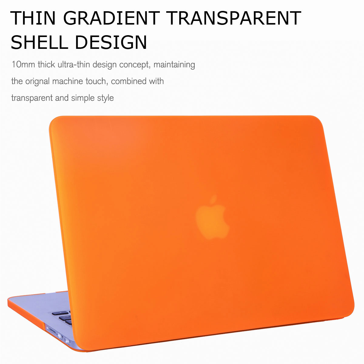 Matte-Rubberized-Hard-Case-Cover-Shell-For-Macbook-Pro-Retina-12-039-039-13-039-039-15-Inch thumbnail 27