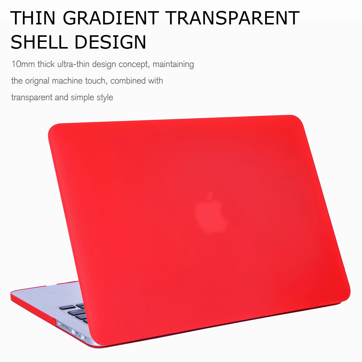Matte-Rubberized-Hard-Case-Cover-Shell-For-Macbook-Pro-Retina-12-039-039-13-039-039-15-Inch thumbnail 33