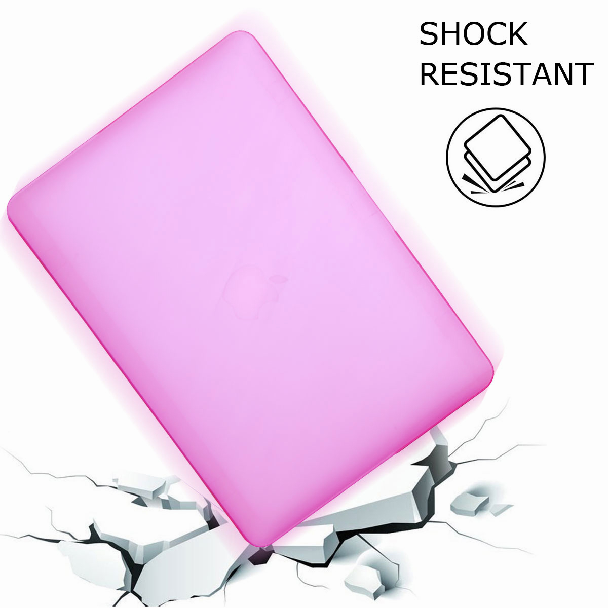 Matte-Rubberized-Hard-Case-Cover-Shell-For-Macbook-Pro-Retina-12-039-039-13-039-039-15-Inch thumbnail 42