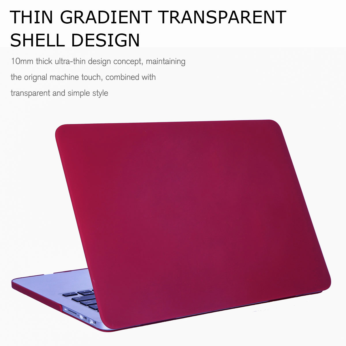 Matte-Rubberized-Hard-Case-Cover-Shell-For-Macbook-Pro-Retina-12-039-039-13-039-039-15-Inch thumbnail 51