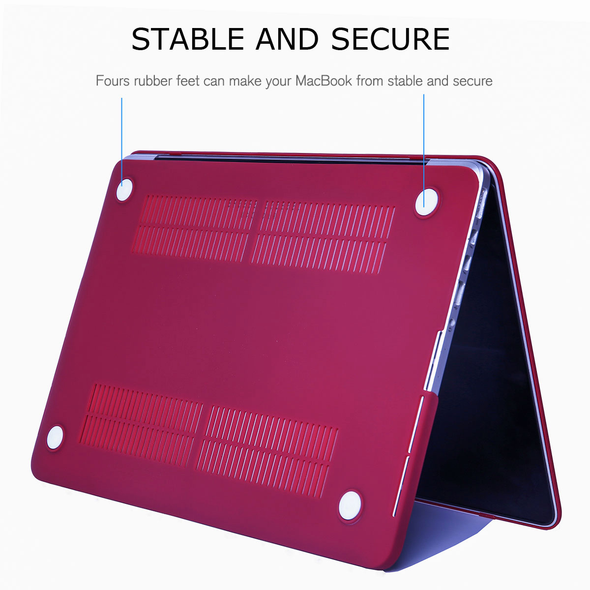 Matte-Rubberized-Hard-Case-Cover-Shell-For-Macbook-Pro-Retina-12-039-039-13-039-039-15-Inch thumbnail 53