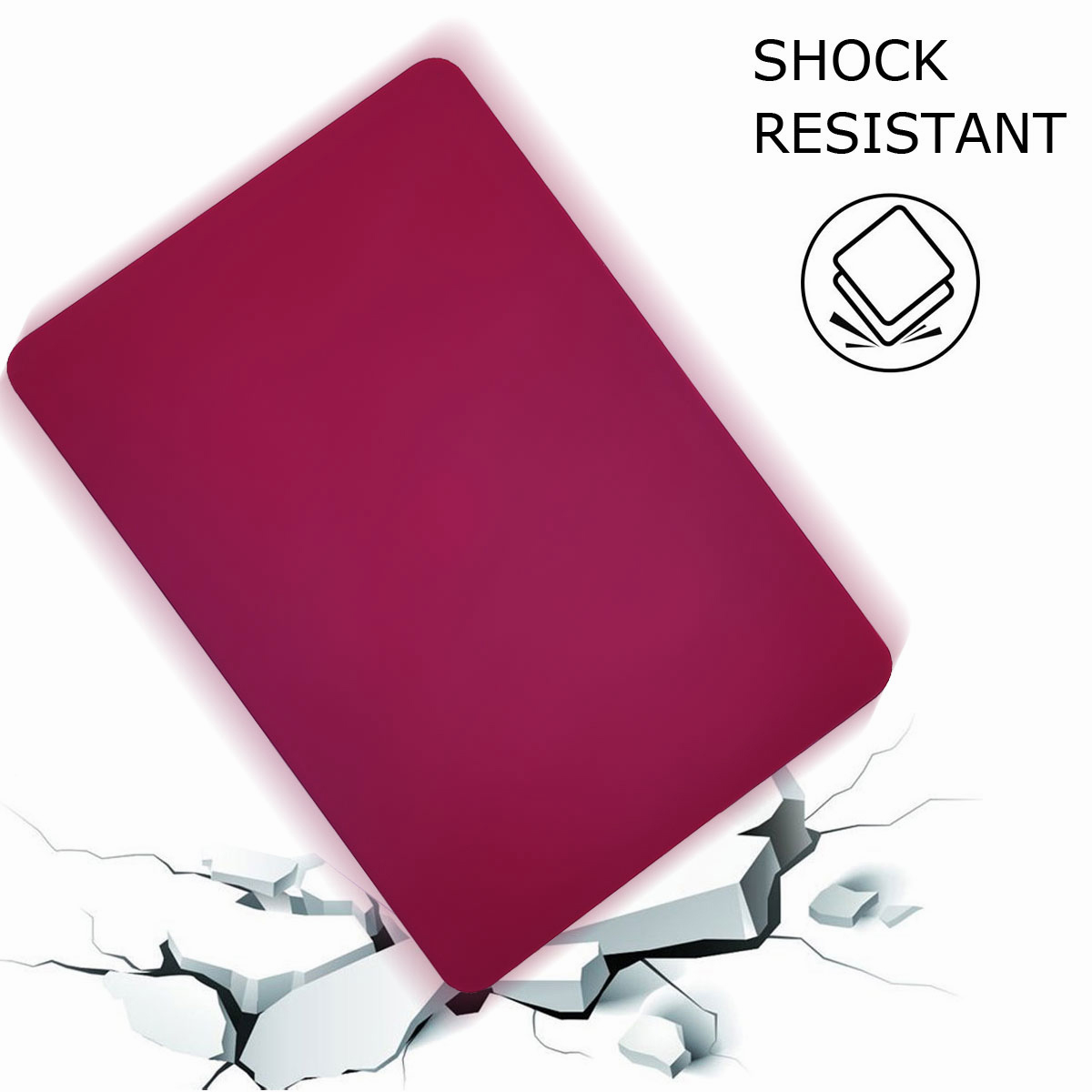 Matte-Rubberized-Hard-Case-Cover-Shell-For-Macbook-Pro-Retina-12-039-039-13-039-039-15-Inch thumbnail 54