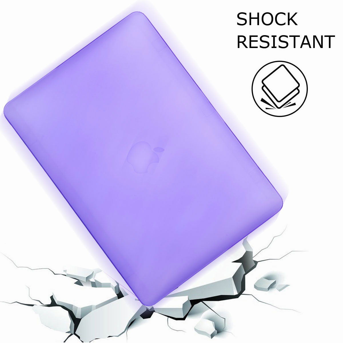 Matte-Rubberized-Hard-Case-Cover-Shell-For-Macbook-Pro-Retina-12-039-039-13-039-039-15-Inch thumbnail 72