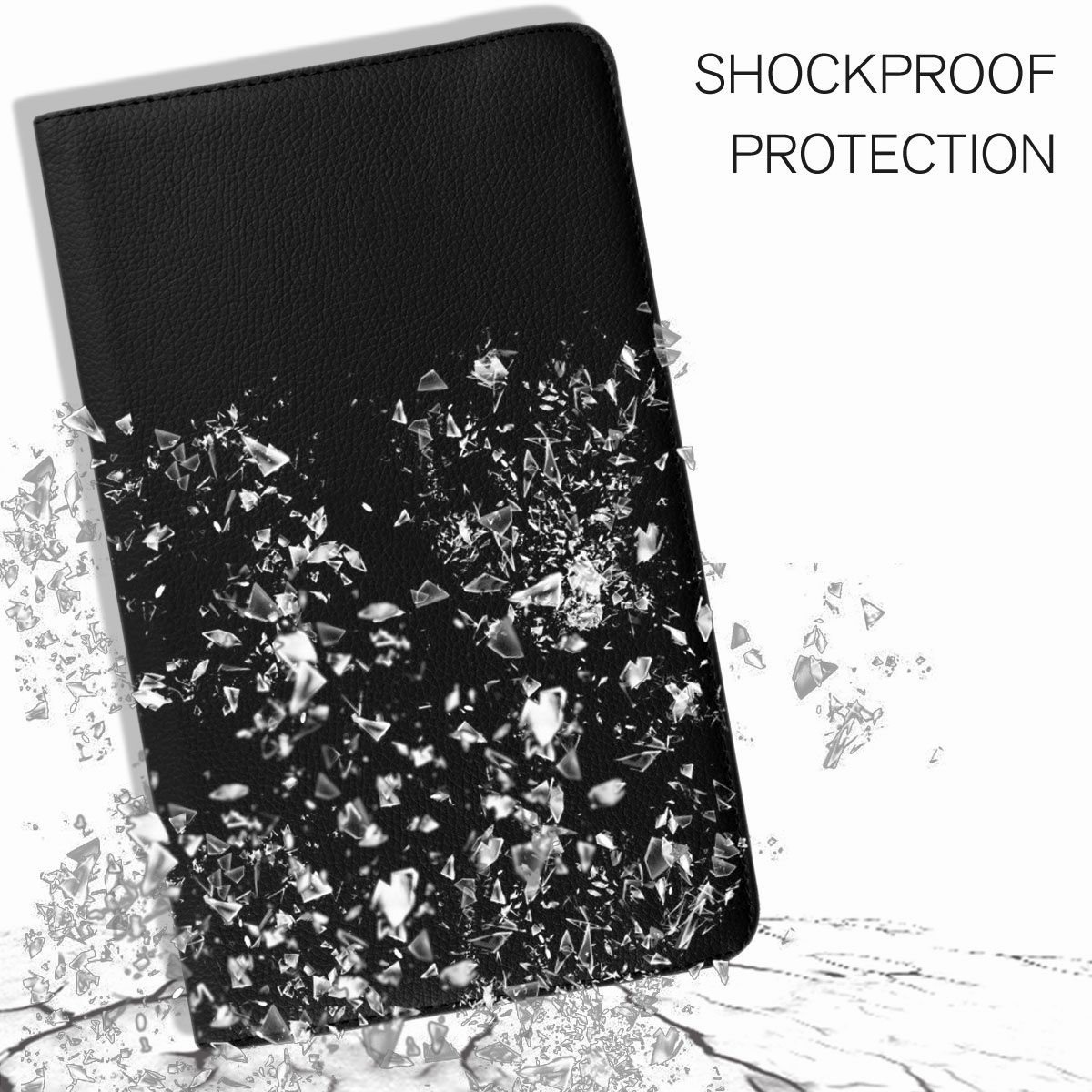 For-Samsung-Galaxy-Tab-A-10-1-SM-T580-T585-PU-Leather-Rotating-Stand-Cover-Case