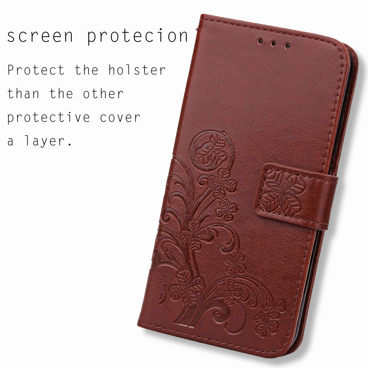 For-Apple-iPhone-Phones-Soft-Leather-Magnetic-Wallet-Card-Holder-Sim-Case-Cover thumbnail 14