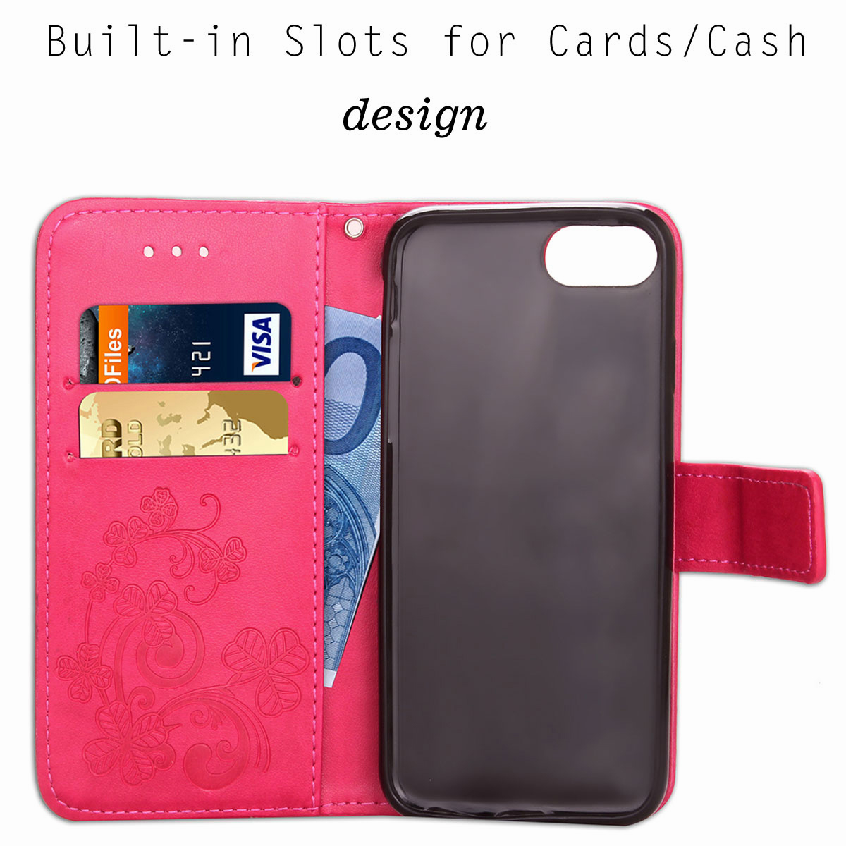 For-Apple-iPhone-Phones-Soft-Leather-Magnetic-Wallet-Card-Holder-Sim-Case-Cover thumbnail 24