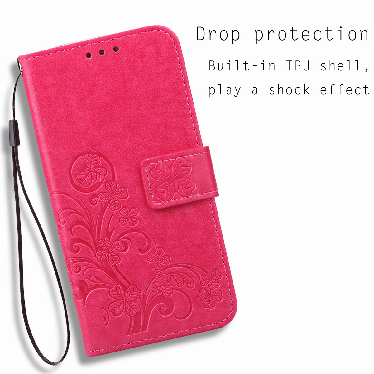 For-Apple-iPhone-Phones-Soft-Leather-Magnetic-Wallet-Card-Holder-Sim-Case-Cover thumbnail 21