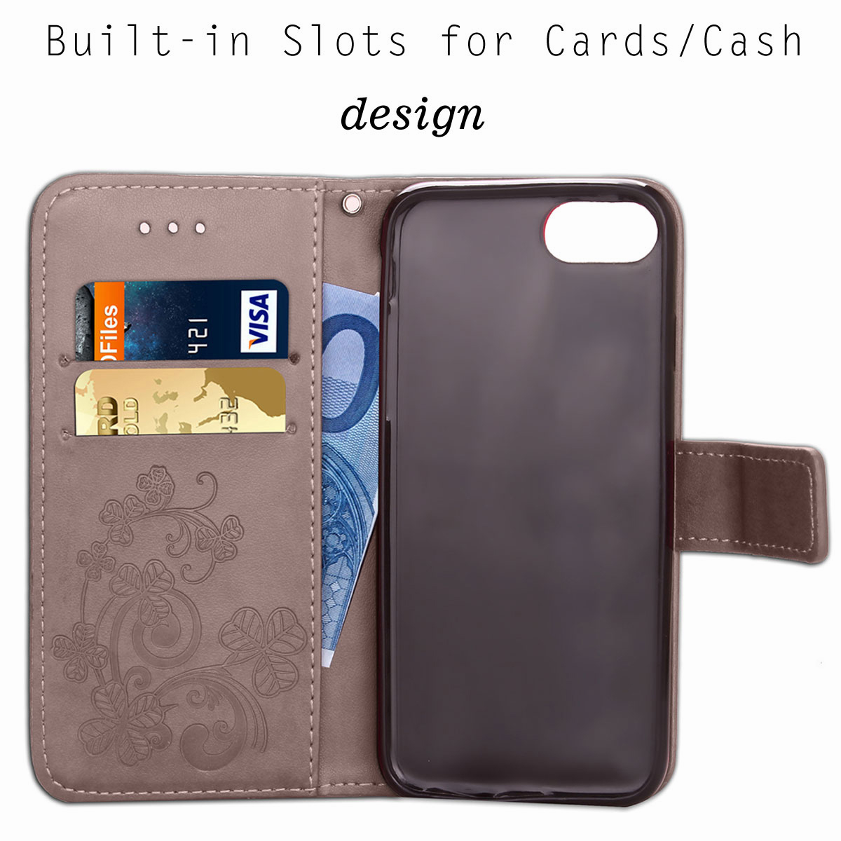 For-Apple-iPhone-Phones-Soft-Leather-Magnetic-Wallet-Card-Holder-Sim-Case-Cover thumbnail 36