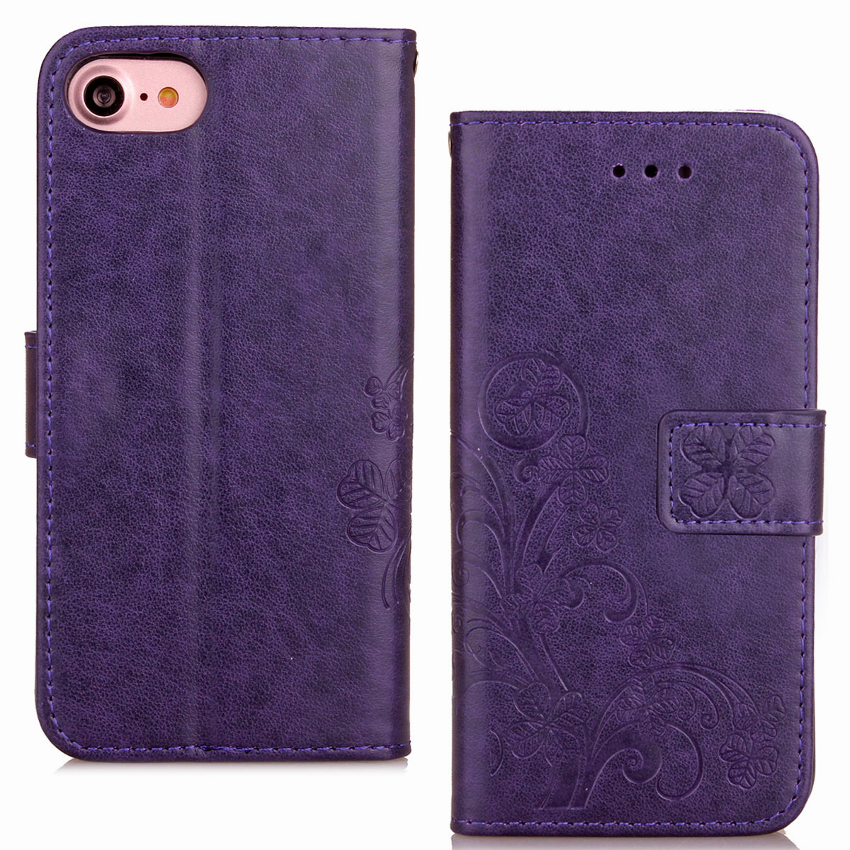 For-Apple-iPhone-Phones-Soft-Leather-Magnetic-Wallet-Card-Holder-Sim-Case-Cover thumbnail 43
