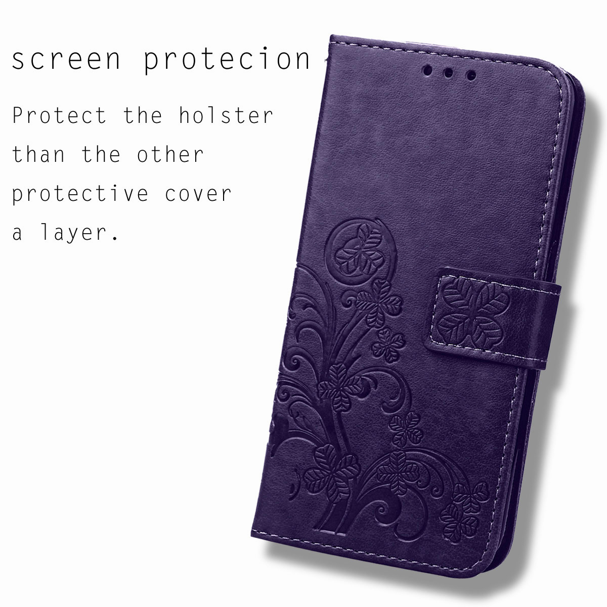For-Apple-iPhone-Phones-Soft-Leather-Magnetic-Wallet-Card-Holder-Sim-Case-Cover thumbnail 44