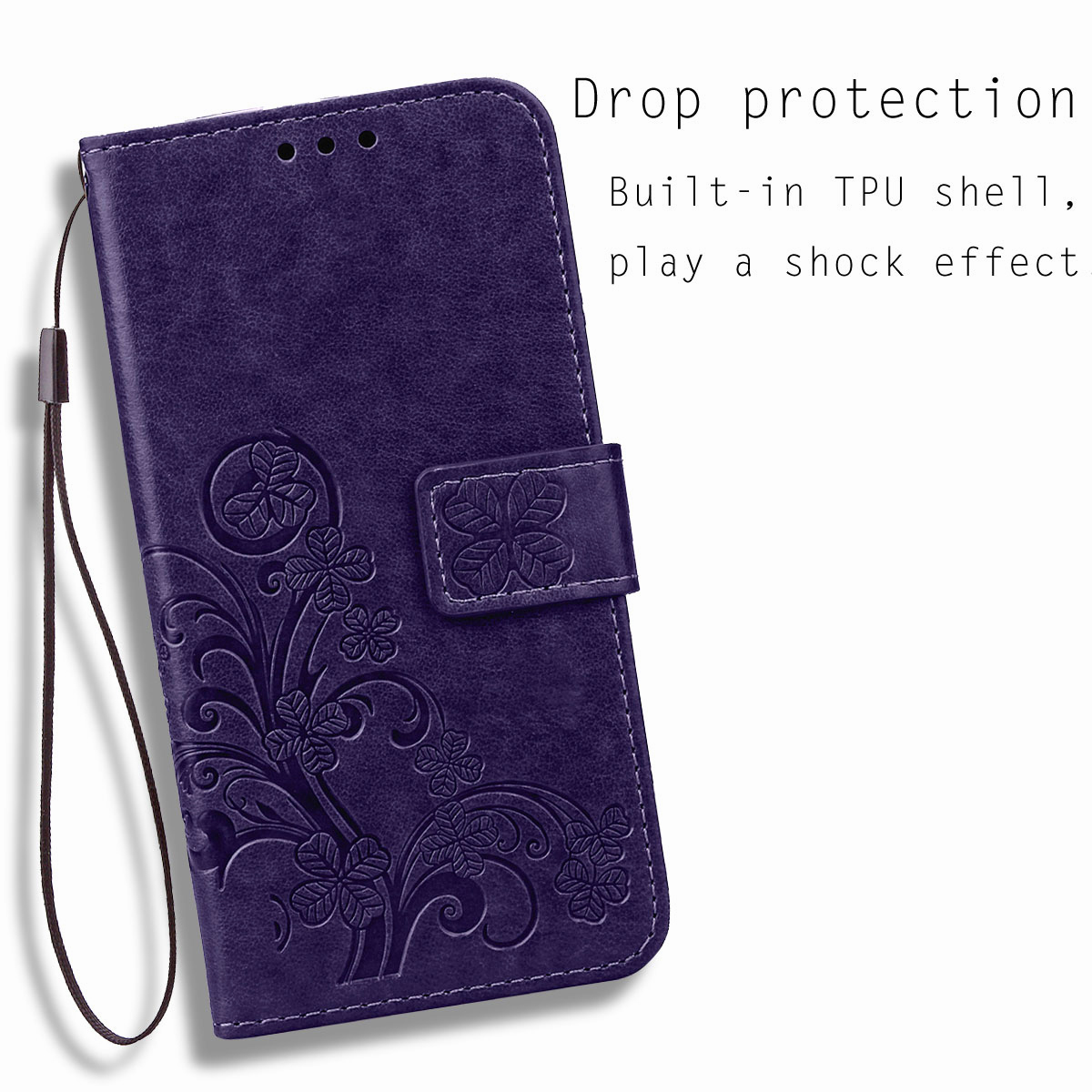 For-Apple-iPhone-Phones-Soft-Leather-Magnetic-Wallet-Card-Holder-Sim-Case-Cover thumbnail 45