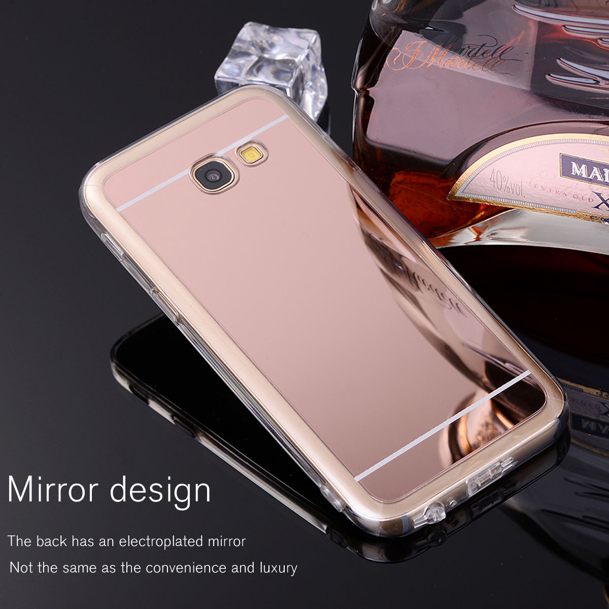 100% authentic 37b23 6d0e7 Details about Luxury Slim Metal Plating TPU Mirror Case Cover For Samsung  Galaxy J5 / J7 Prime