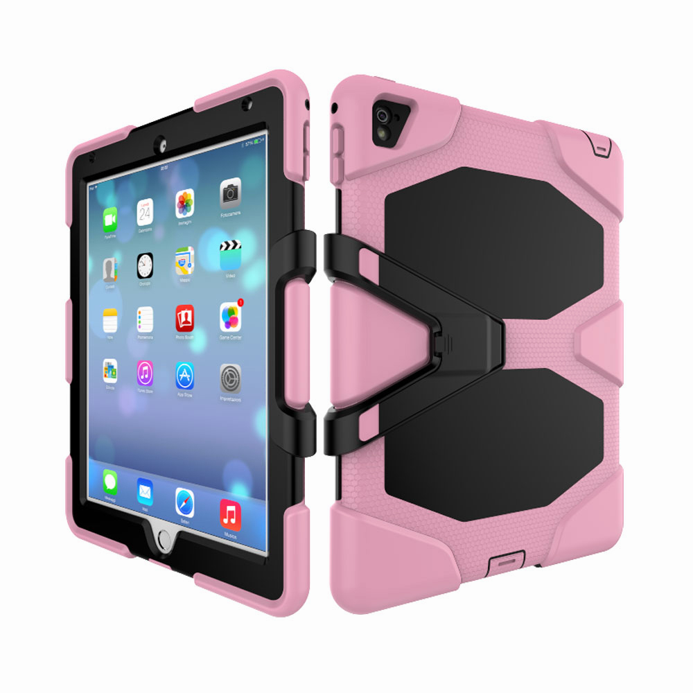 Shockproof-Rugged-Case-For-Apple-iPad-2-3-4-Mini-Air-with-Screen-Protector
