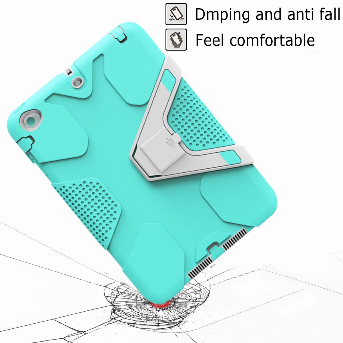 Luxury-Shockproof-Tough-Armor-with-Hard-Kickstand-Case-For-Apple-iPad-Mini-1-2-3 thumbnail 15