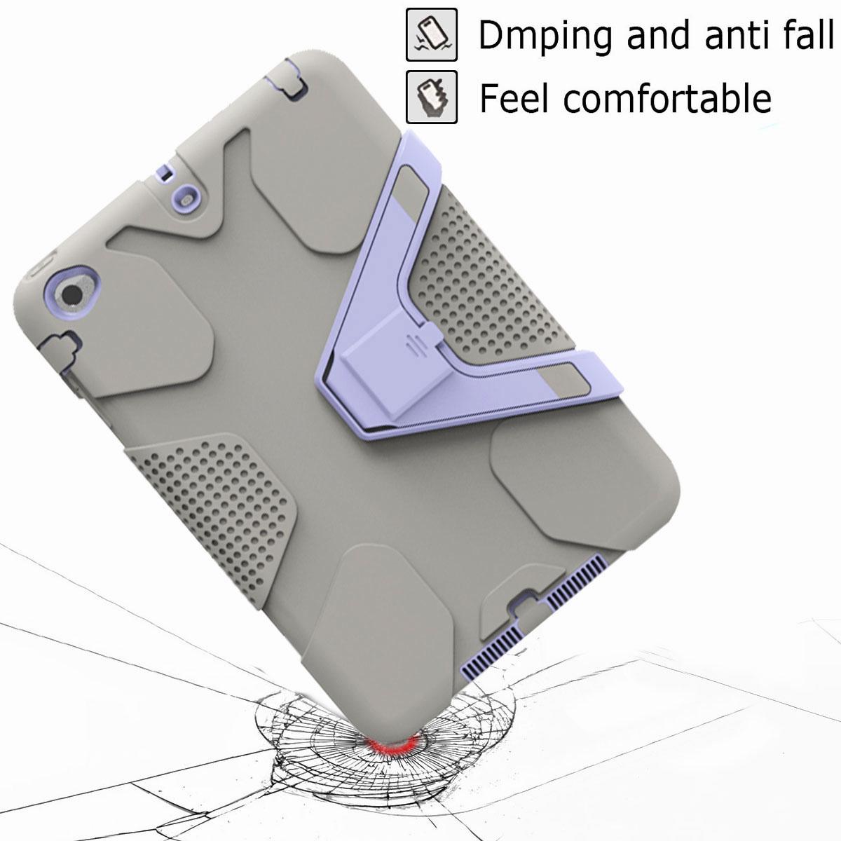 Luxury-Shockproof-Tough-Armor-with-Hard-Kickstand-Case-For-Apple-iPad-Mini-1-2-3 thumbnail 35