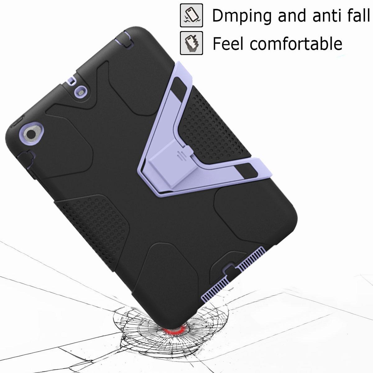 Luxury-Shockproof-Tough-Armor-with-Hard-Kickstand-Case-For-Apple-iPad-Mini-1-2-3 thumbnail 51