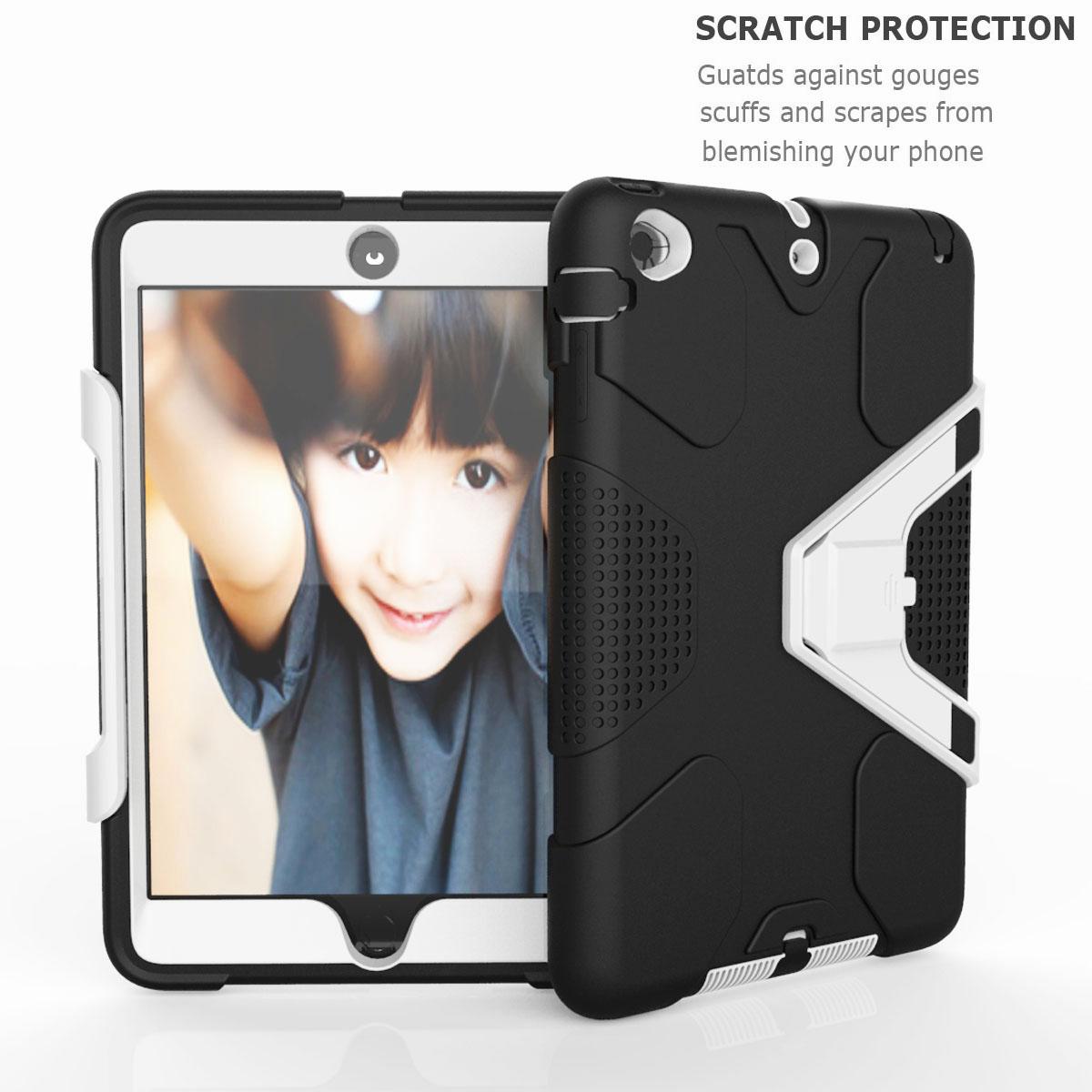 Luxury-Shockproof-Tough-Armor-with-Hard-Kickstand-Case-For-Apple-iPad-Mini-1-2-3 thumbnail 54