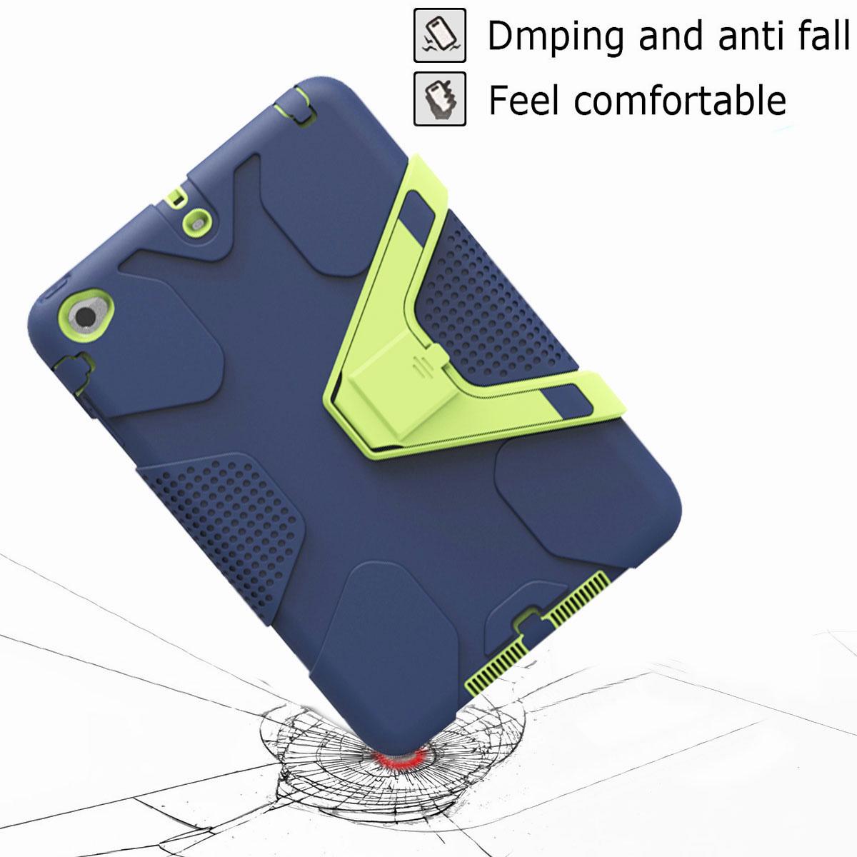 Luxury-Shockproof-Tough-Armor-with-Hard-Kickstand-Case-For-Apple-iPad-Mini-1-2-3 thumbnail 63