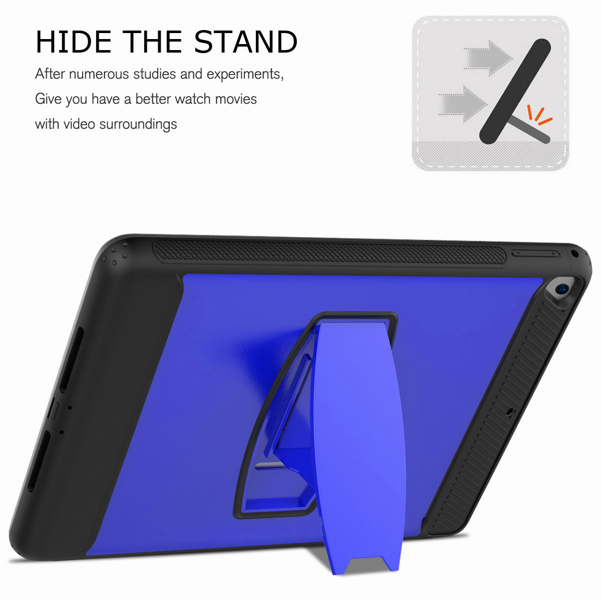 For-Apple-iPad-Air-2-A1566-A1567-Hybrid-Rubber-Shockproof-Hard-Stand-Cover-Case thumbnail 36