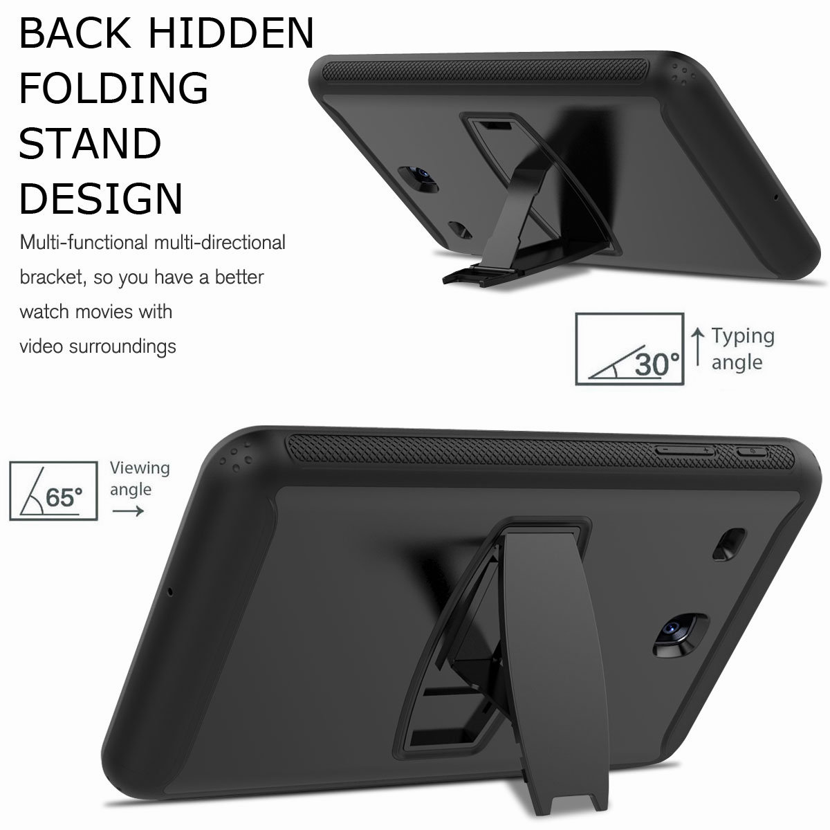 For-Samsung-Galaxy-Tab-E-8-0-039-039-T377-Hybrid-Shockproof-Case-with-Screen-Protector thumbnail 15