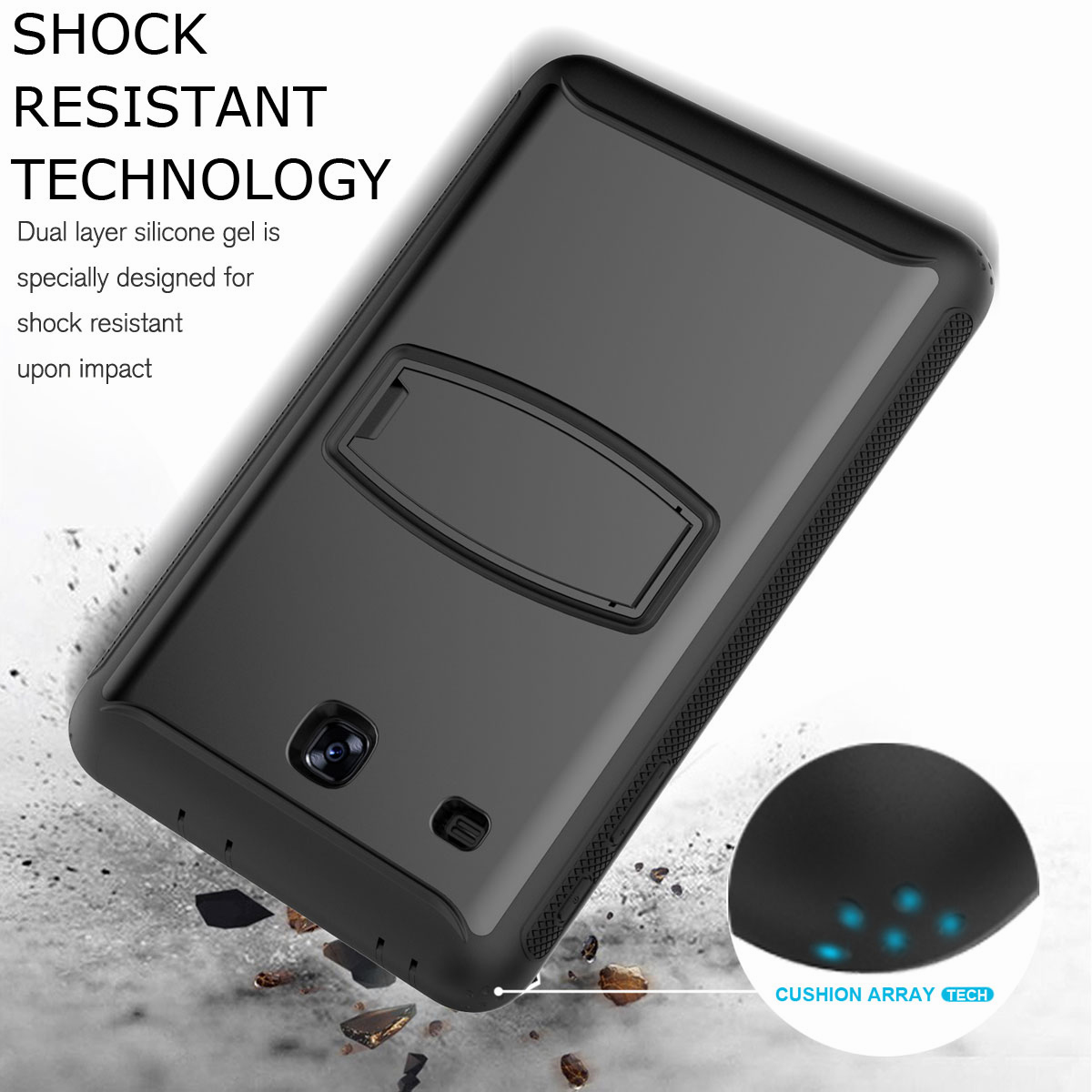 For-Samsung-Galaxy-Tab-E-8-0-039-039-T377-Hybrid-Shockproof-Case-with-Screen-Protector thumbnail 19
