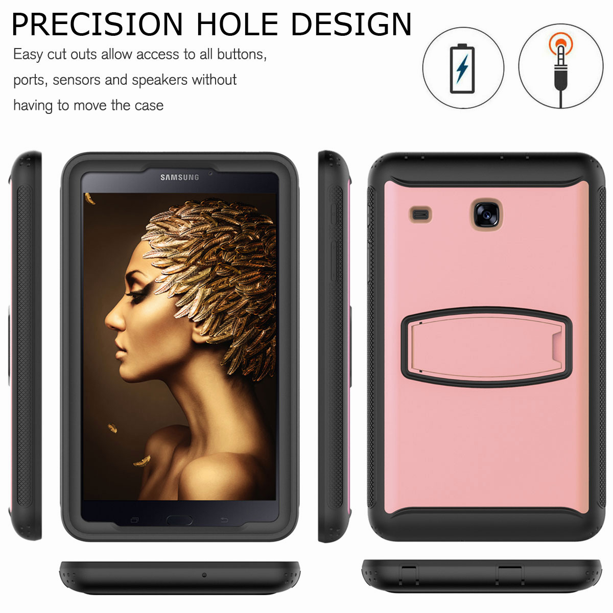 For-Samsung-Galaxy-Tab-E-8-0-039-039-T377-Hybrid-Shockproof-Case-with-Screen-Protector thumbnail 25