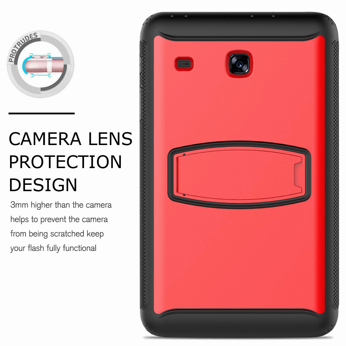 For-Samsung-Galaxy-Tab-E-8-0-039-039-T377-Hybrid-Shockproof-Case-with-Screen-Protector thumbnail 30