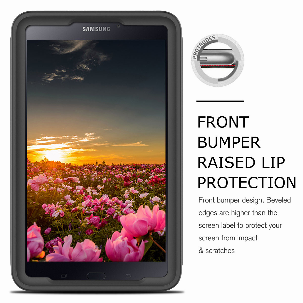 For-Samsung-Galaxy-Tab-E-8-0-039-039-T377-Hybrid-Shockproof-Case-with-Screen-Protector thumbnail 31