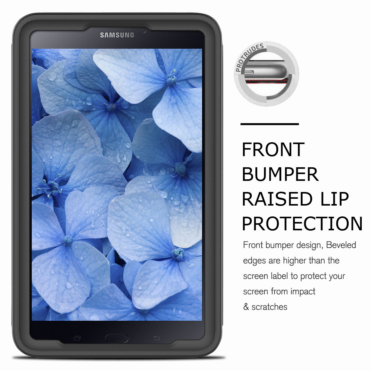 For-Samsung-Galaxy-Tab-E-8-0-039-039-T377-Hybrid-Shockproof-Case-with-Screen-Protector thumbnail 38