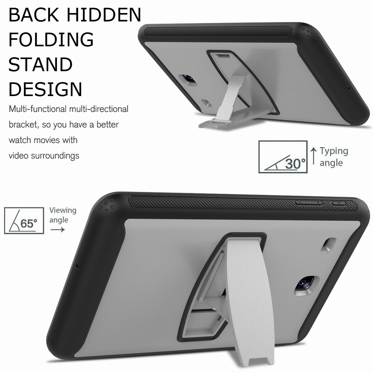 For-Samsung-Galaxy-Tab-E-8-0-039-039-T377-Hybrid-Shockproof-Case-with-Screen-Protector thumbnail 43