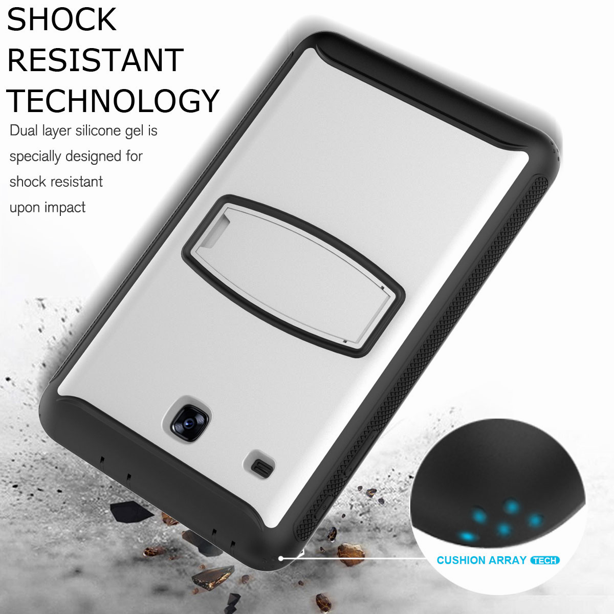 For-Samsung-Galaxy-Tab-E-8-0-039-039-T377-Hybrid-Shockproof-Case-with-Screen-Protector thumbnail 47
