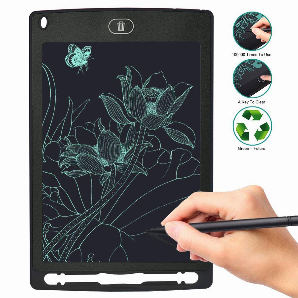 8-5-034-Digital-Electronic-LCD-Writing-Tablet-Drawing-Pad-eWriter-Board-For-Kids thumbnail 14