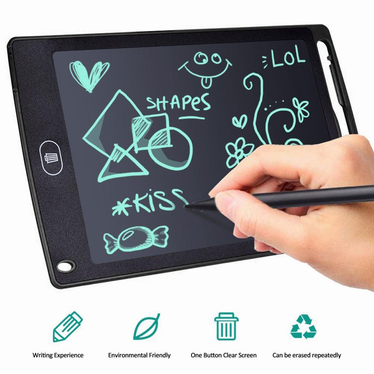 8-5-034-Digital-Electronic-LCD-Writing-Tablet-Drawing-Pad-eWriter-Board-For-Kids thumbnail 17