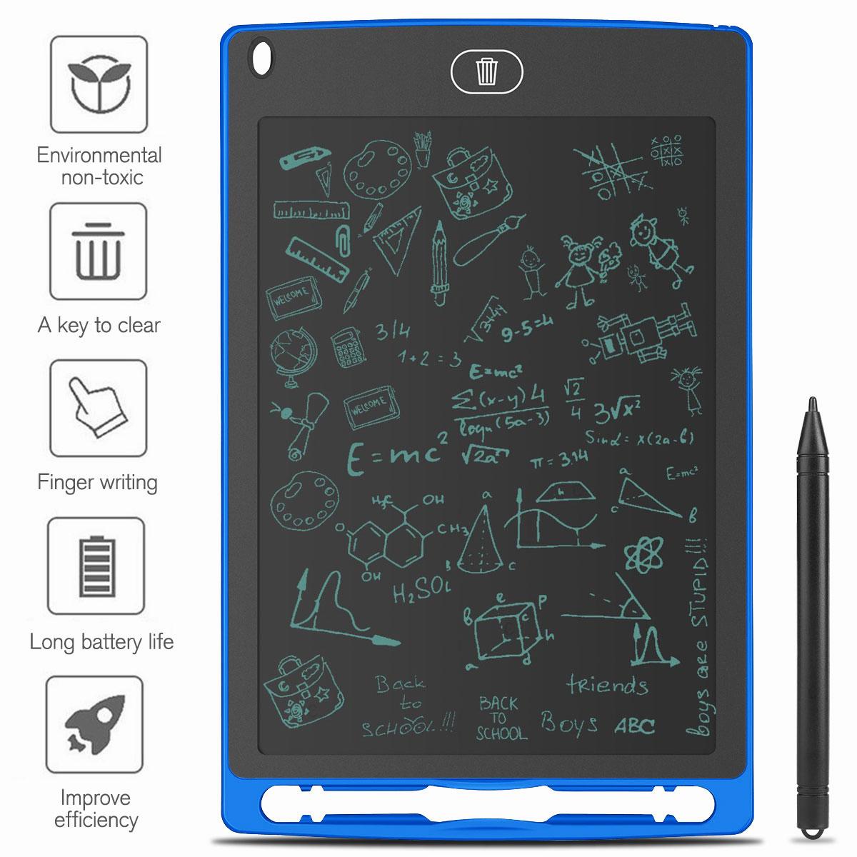 8-5-034-Digital-Electronic-LCD-Writing-Tablet-Drawing-Pad-eWriter-Board-For-Kids thumbnail 22