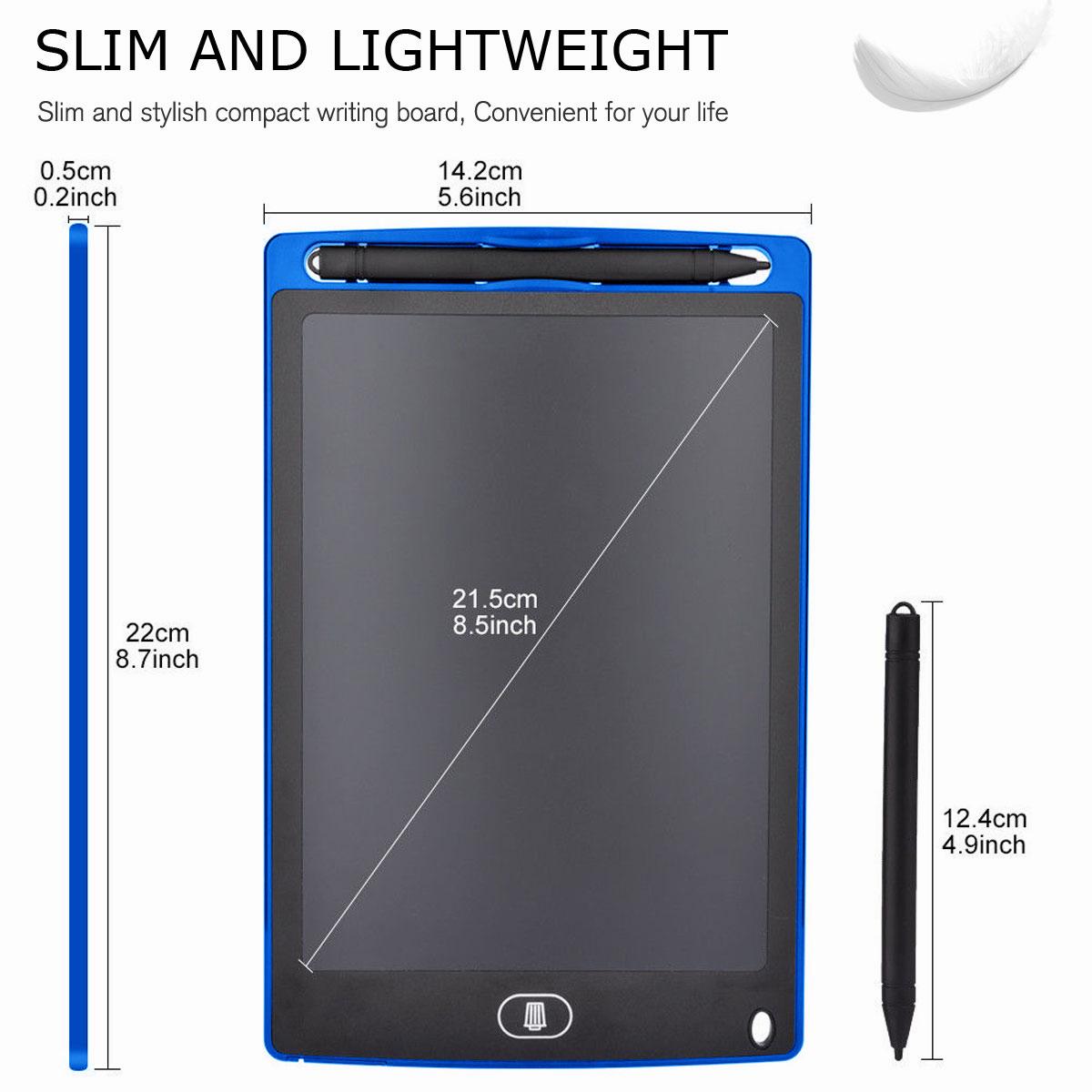 8-5-034-Digital-Electronic-LCD-Writing-Tablet-Drawing-Pad-eWriter-Board-For-Kids thumbnail 26