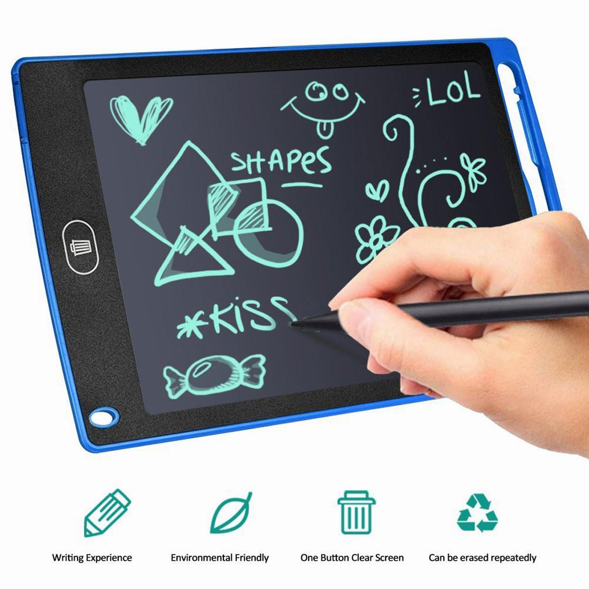 8-5-034-Digital-Electronic-LCD-Writing-Tablet-Drawing-Pad-eWriter-Board-For-Kids thumbnail 24