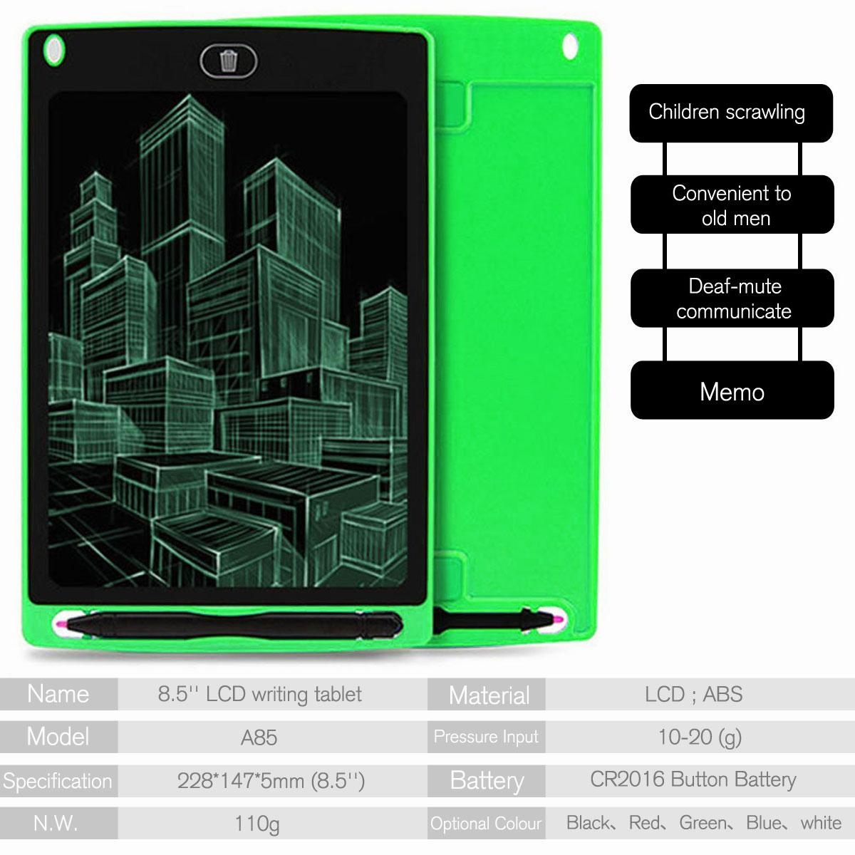 8-5-034-Digital-Electronic-LCD-Writing-Tablet-Drawing-Pad-eWriter-Board-For-Kids thumbnail 30