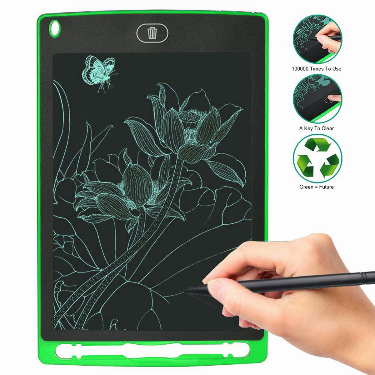 8-5-034-Digital-Electronic-LCD-Writing-Tablet-Drawing-Pad-eWriter-Board-For-Kids thumbnail 28
