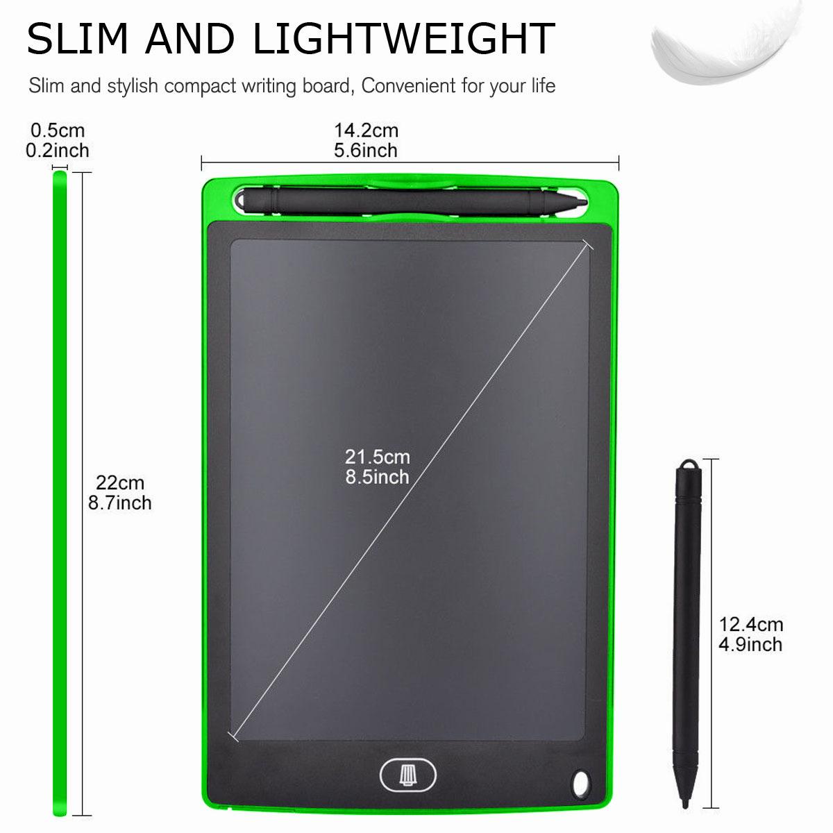 8-5-034-Digital-Electronic-LCD-Writing-Tablet-Drawing-Pad-eWriter-Board-For-Kids thumbnail 33