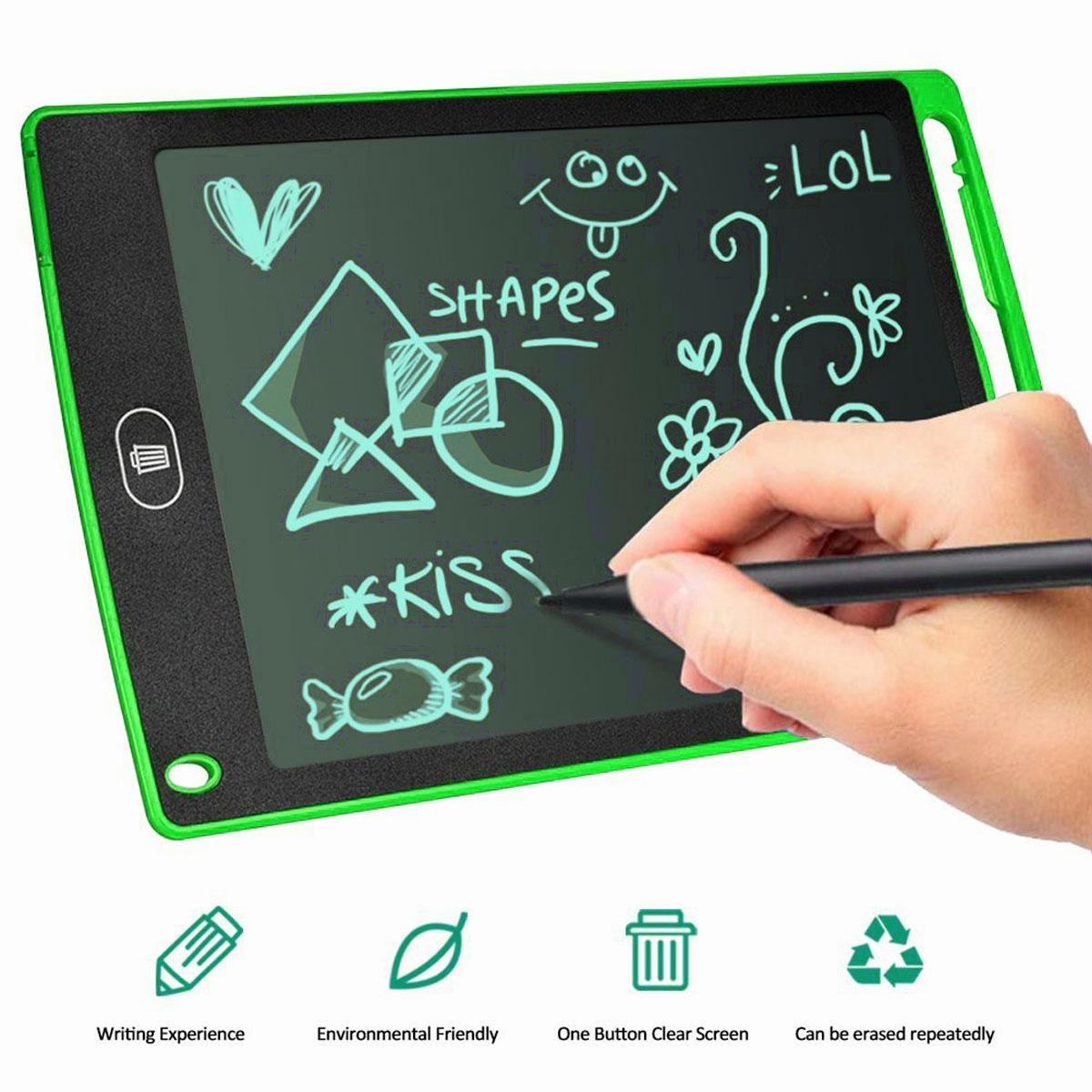 8-5-034-Digital-Electronic-LCD-Writing-Tablet-Drawing-Pad-eWriter-Board-For-Kids thumbnail 31