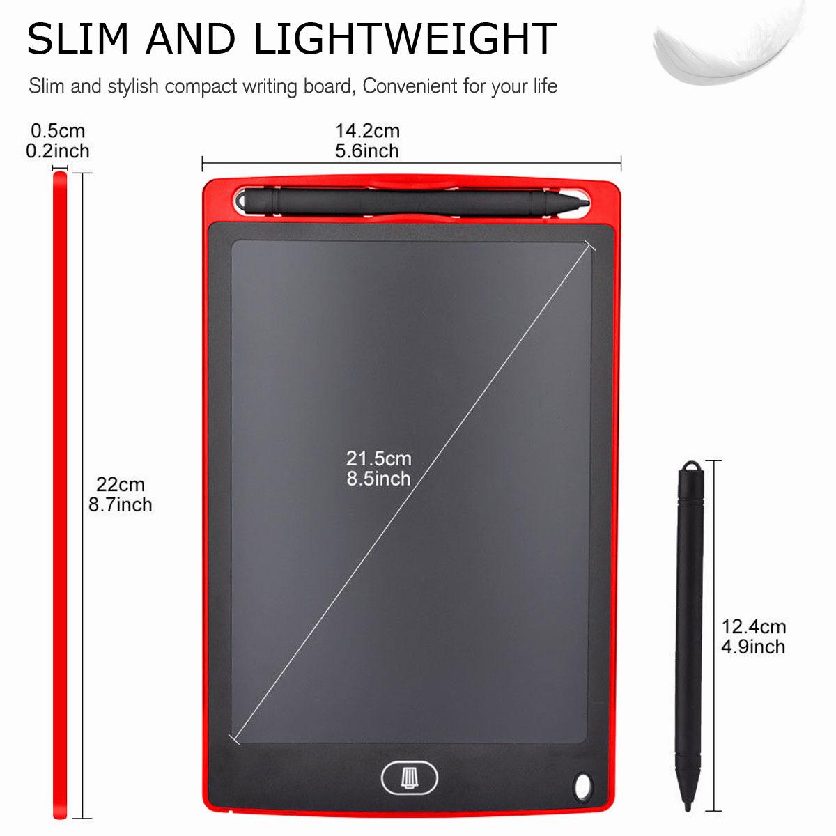 8-5-034-Digital-Electronic-LCD-Writing-Tablet-Drawing-Pad-eWriter-Board-For-Kids thumbnail 40