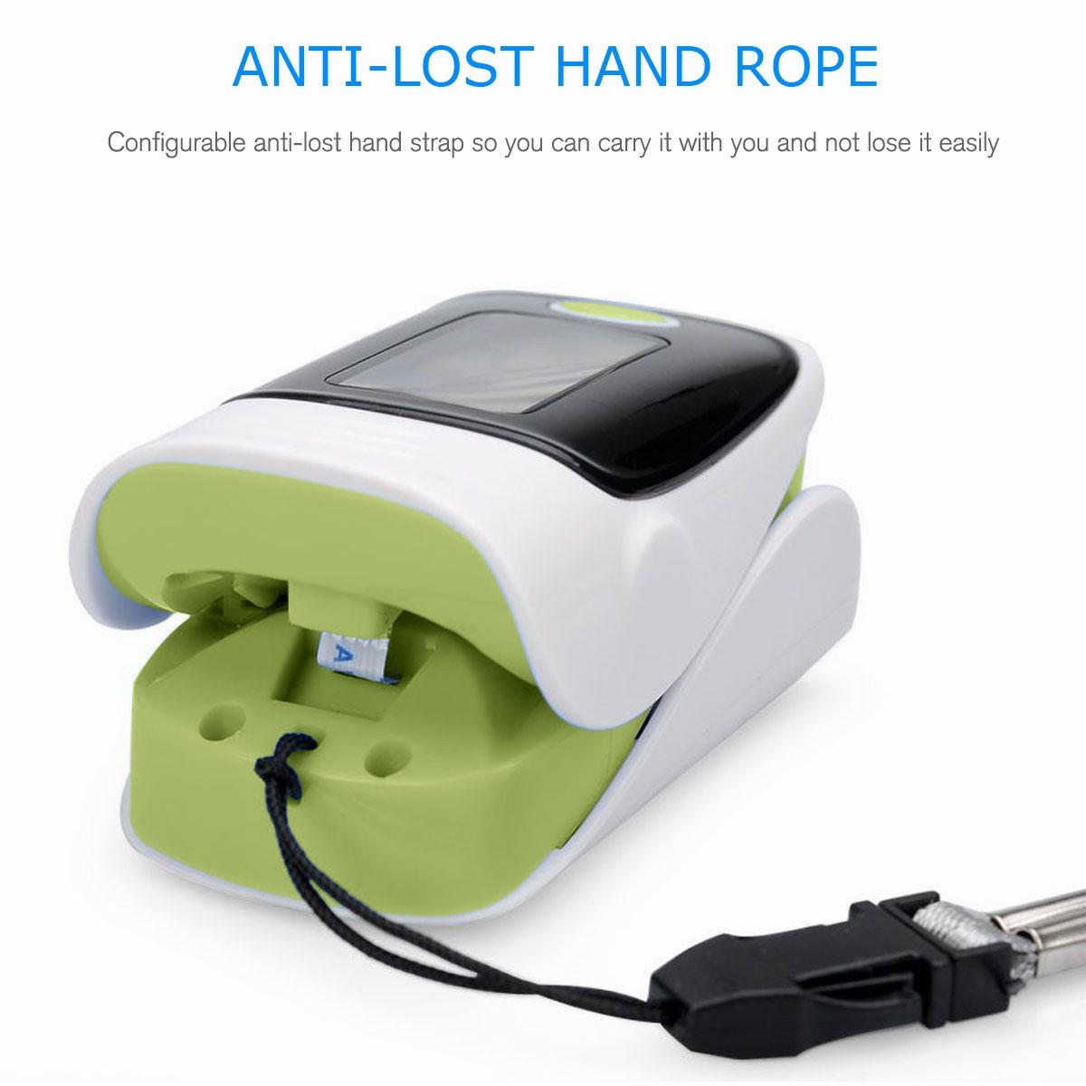 LED-Fingertip-Instant-Read-Finger-Pulse-Oximeter-Blood-Oxygen-Meter-SpO2-Monitor thumbnail 39